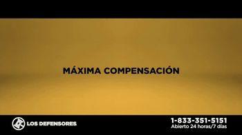 Los Defensores TV Spot, 'Un descuido' con Jorge Jarrín, Jaime Jarrín [Spanish] - Thumbnail 4