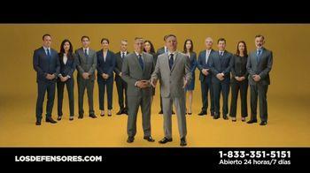 Los Defensores TV Spot, 'Un descuido' con Jorge Jarrín, Jaime Jarrín [Spanish] - Thumbnail 6