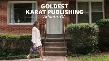 Amazon Storefronts TV Spot, 'Goldest Karat Publishing'