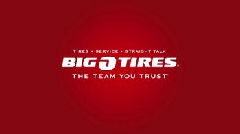 Big O Tires Buy Two Tires, Get Two Free Sale TV Spot, 'Once a Year' - Thumbnail 1