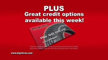 Big O Tires Buy Two Tires, Get Two Free Sale TV Spot, 'Once a Year' - Thumbnail 5