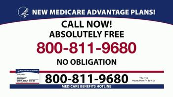 Medicare Benefits Hotline TV Spot, 'Plans Available' - Thumbnail 4