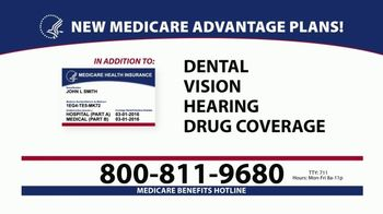 Medicare Benefits Hotline TV Spot, 'Plans Available' - Thumbnail 5