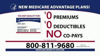 Medicare Benefits Hotline TV Spot, 'Plans Available' - Thumbnail 6
