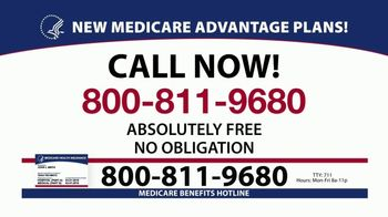 Medicare Benefits Hotline TV Spot, 'Plans Available' - Thumbnail 7