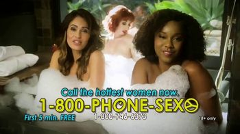 1-800-PHONE-SEXY TV Spot, 'Hot Bath'