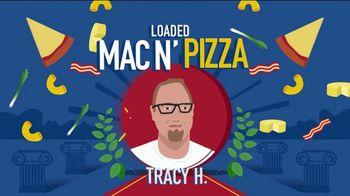 Pizza Boli's Try My Pie Sweepstakes TV Spot, 'Winner: Loaded Mac N' Pizza'