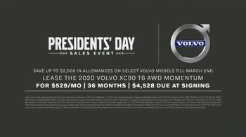 Volvo Presidents Day Sales Event TV Spot, 'A Dog's Journey' [T2] - Thumbnail 10