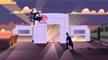 Toyota Presidents Day Sales Event TV Spot, 'Log Rolling: 2020 RAV4' [T2] - Thumbnail 6