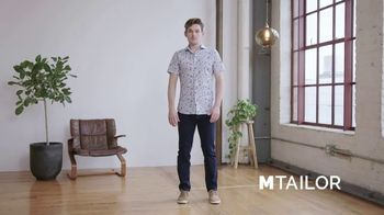 MTailor TV Spot, 'Measurement From Your Phone' - Thumbnail 10