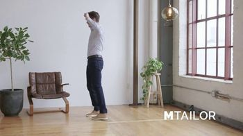 MTailor TV Spot, 'Measurement From Your Phone' - Thumbnail 3