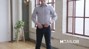 MTailor TV Spot, 'Measurement From Your Phone' - Thumbnail 4