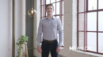 MTailor TV Spot, 'Measurement From Your Phone' - Thumbnail 5