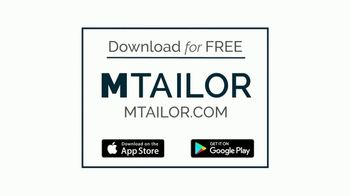MTailor TV Spot, 'Measurement From Your Phone' - Thumbnail 6