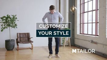 MTailor TV Spot, 'Measurement From Your Phone'