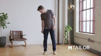 MTailor TV Spot, 'Measurement From Your Phone' - Thumbnail 9