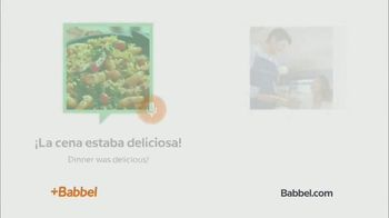 Babbel TV Spot, 'Daily Lessons' - Thumbnail 7