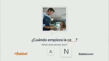 Babbel TV Spot, 'Daily Lessons' - Thumbnail 8