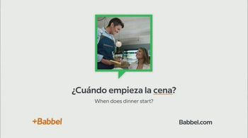 Babbel TV Spot, 'Daily Lessons' - Thumbnail 9