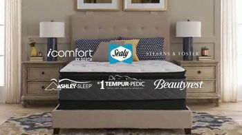 Ashley HomeStore Presidents Day Mattress Sale TV Spot, 'Free Gift' Song by Midnight Riot - Thumbnail 4