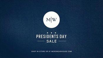 Men's Wearhouse Presidents Day Sale TV Spot, 'VIP Savings' - Thumbnail 7