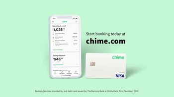 Chime Banking TV Spot, 'Banking Made Awesome' - Thumbnail 9