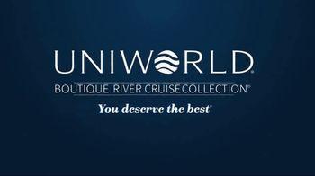 Uniworld Cruises TV Spot, 'What to Expect' - Thumbnail 8