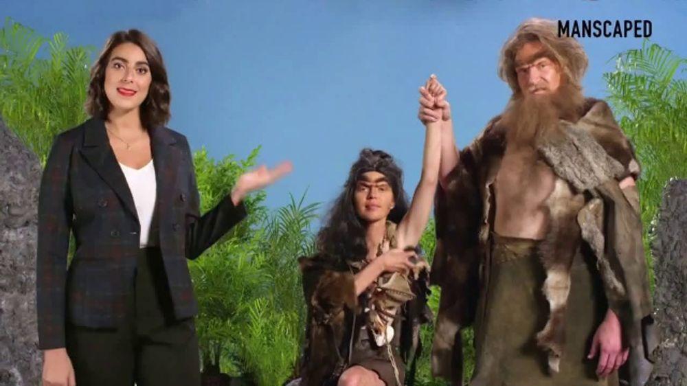 Manscaped TV Commercial, 'Evolution'