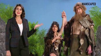 Manscaped TV Spot, 'Evolution'
