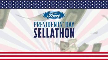 Ford Presidents Day Sellathon TV Spot, 'Pouring Presidents: F-150' [T2] - Thumbnail 6