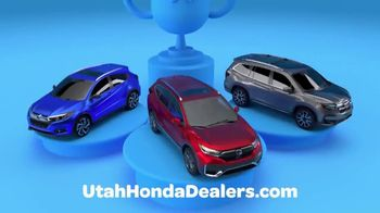 Honda TV Spot, 'Beyond Compare: SUVs' [T2] - Thumbnail 4