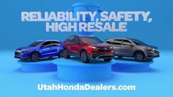 Honda TV Spot, 'Beyond Compare: SUVs' [T2] - Thumbnail 5