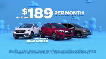 Honda TV Spot, 'Beyond Compare: SUVs' [T2] - Thumbnail 7