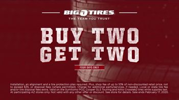 Big O Tires Buy Two Tires, Get Two Free Sale TV Spot, 'Neighbors' - Thumbnail 9