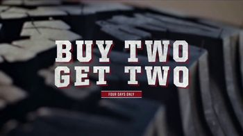 Big O Tires Buy Two Tires, Get Two Free Sale TV Spot, 'Neighbors' - Thumbnail 7