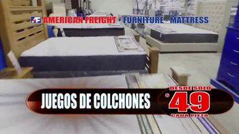 American Freight TV Spot, 'Todo se tiene que ir: $50 dólares' [Spanish] - Thumbnail 2