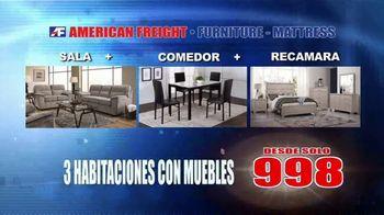 American Freight TV Spot, 'Todo se tiene que ir: $50 dólares' [Spanish] - Thumbnail 6