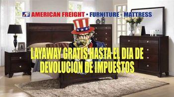 American Freight TV Spot, 'Todo se tiene que ir: $50 dólares' [Spanish] - Thumbnail 7