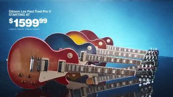 Guitar Center Presidents Day Sale TV Spot, 'You Want Gear' - Thumbnail 5