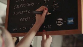 American Express TV Spot, 'Shop Small: Support Local Coffee Shops' - Thumbnail 2
