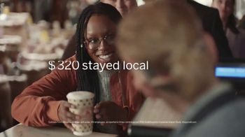 American Express TV Spot, 'Shop Small: Support Local Coffee Shops' - Thumbnail 8