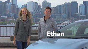 Toyota TV Spot, 'Western Washington Road Trip: ToyotaCare' Featuring Danielle Demski, Ethan Erickson [T2] - 9 commercial airings