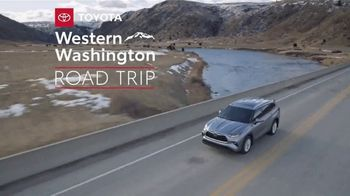 Toyota TV Spot, 'Western Washington Road Trip: ToyotaCare' Featuring Danielle Demski, Ethan Erickson [T2] - Thumbnail 3