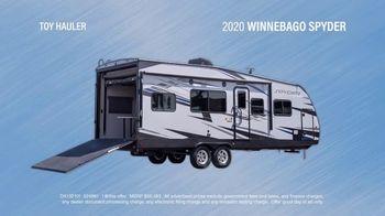 La Mesa RV TV Spot, 'Selection: 2020 Winnebago Spyder' - Thumbnail 5