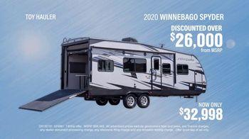 La Mesa RV TV Spot, 'Selection: 2020 Winnebago Spyder' - Thumbnail 6