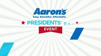 Aaron's Presidents Day Event TV Spot, '$5 Gets You Started' - Thumbnail 8
