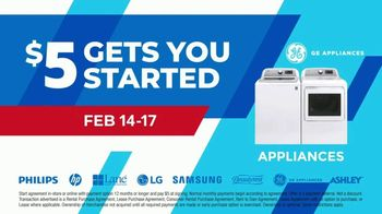 Aaron's Presidents Day Event TV Spot, '$5 Gets You Started' - Thumbnail 6