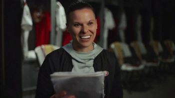 Microsoft Surface Pro 7 TV Spot, 'Your Dream is Coming: $330' Featuring Katie Sowers