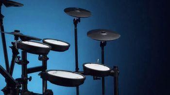 Guitar Center Presidents Day Sale TV Spot, 'You Want Gear: Drum Set' - Thumbnail 4