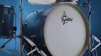 Guitar Center Presidents Day Sale TV Spot, 'You Want Gear: Drum Set' - Thumbnail 6